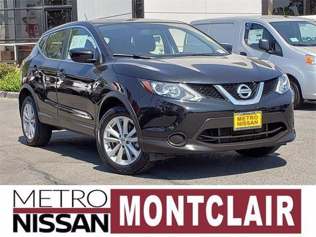 used 2018 Nissan Rogue Sport car, priced at $18,488