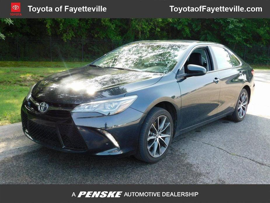 used 2016 Toyota Camry car, priced at $20,964