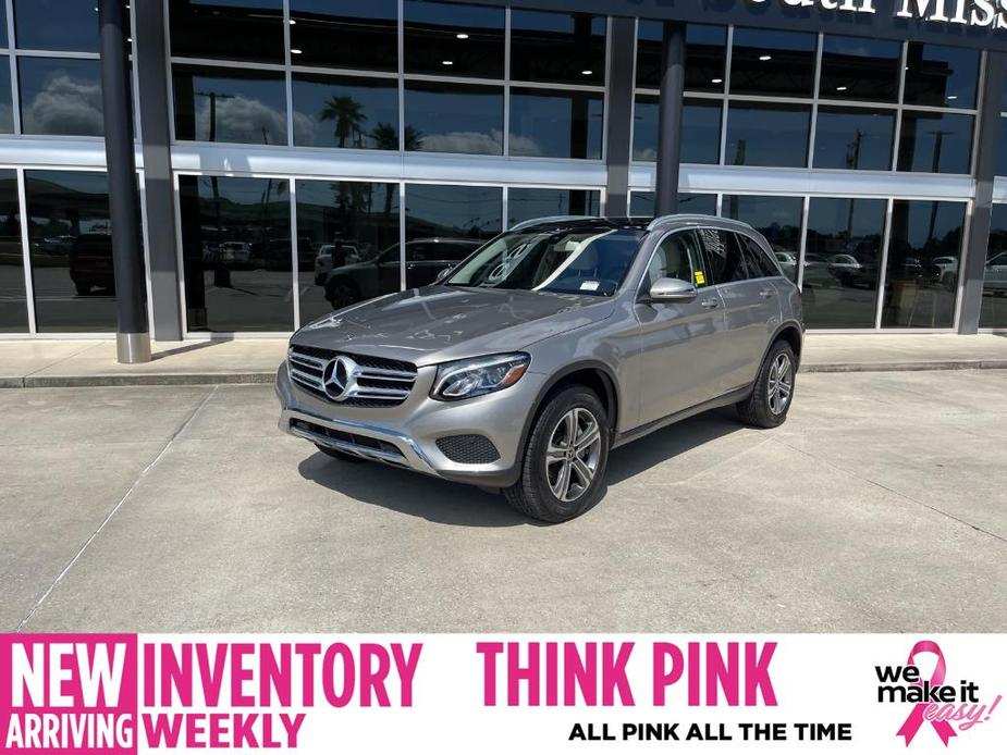 used 2019 Mercedes-Benz GLC 300 car, priced at $42,777