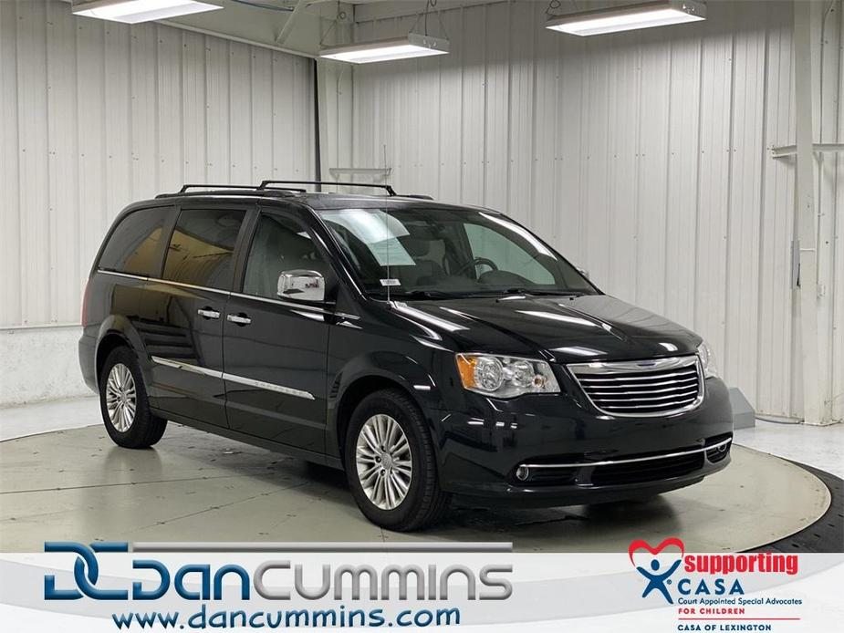 used 2015 Chrysler Town & Country car, priced at $15,900