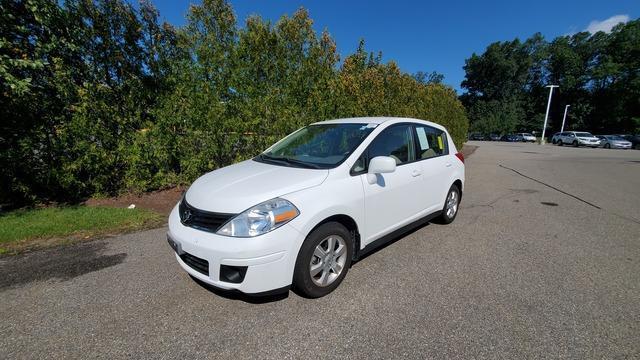 used 2012 Nissan Versa car, priced at $8,988