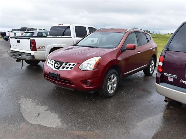 used 2011 Nissan Rogue car, priced at $3,988