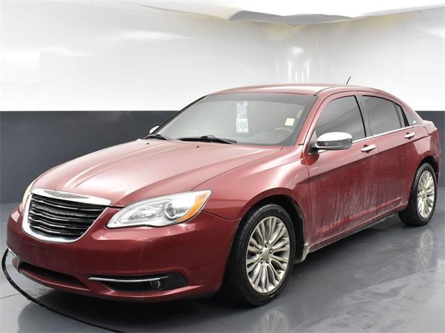 used 2012 Chrysler 200 car, priced at $5,900