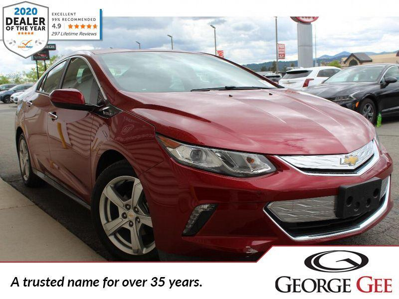 used 2018 Chevrolet Volt car, priced at $23,000