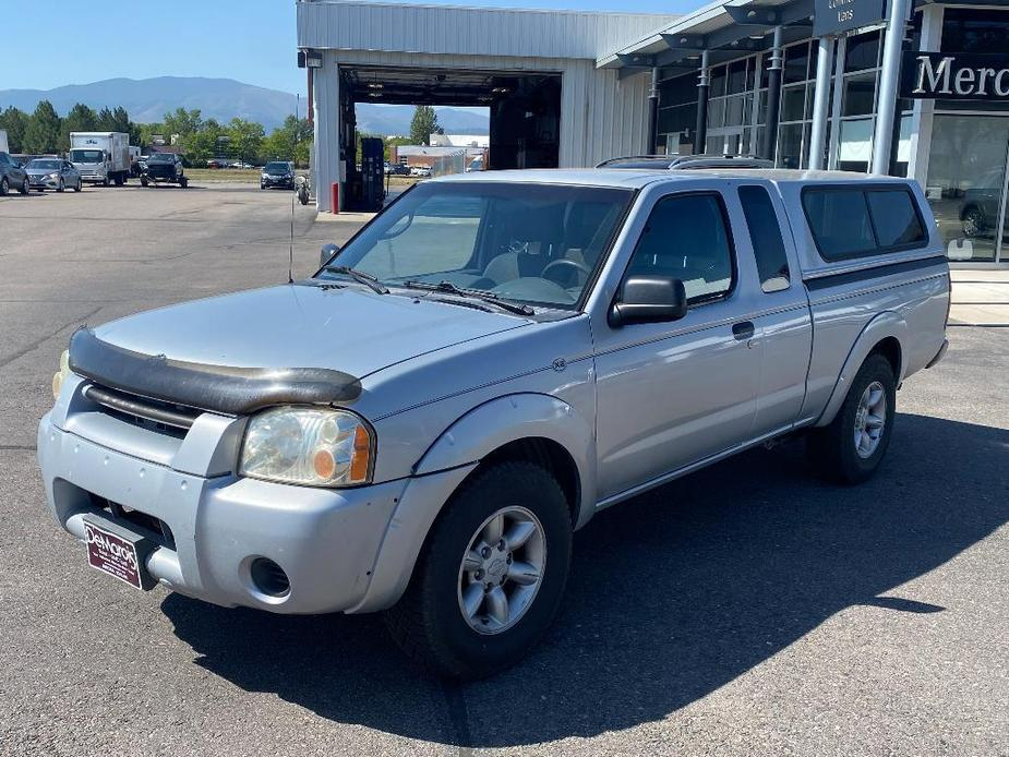 used 2004 Nissan Frontier car, priced at $5,995