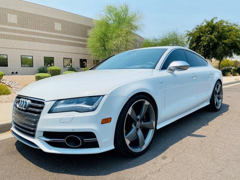 used 2013 Audi S7 car, priced at $38,500
