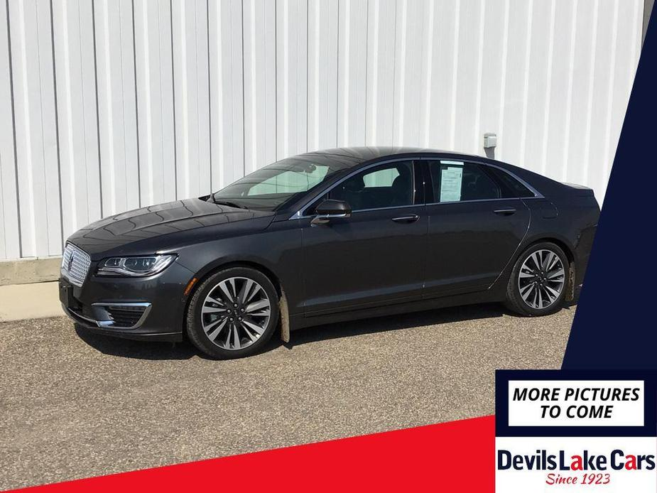 used 2019 Lincoln MKZ car, priced at $40,800