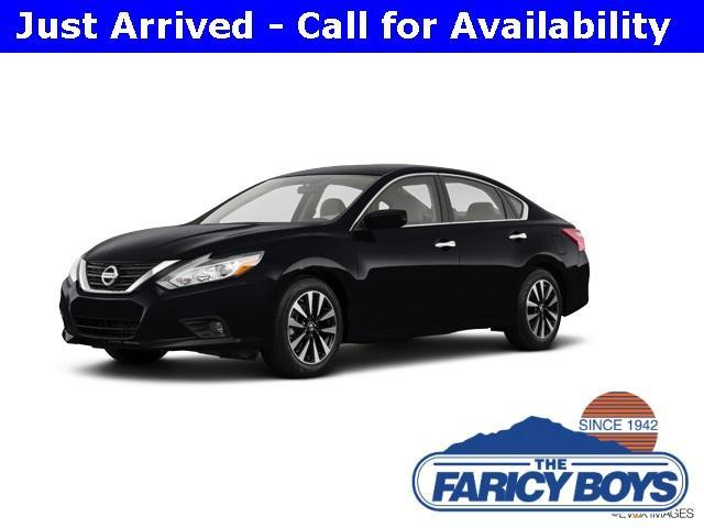 used 2018 Nissan Altima car, priced at $16,995