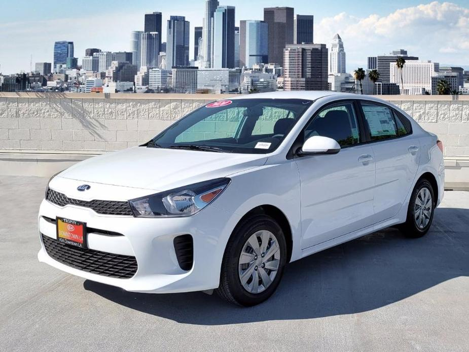 used 2020 Kia Rio car, priced at $18,991