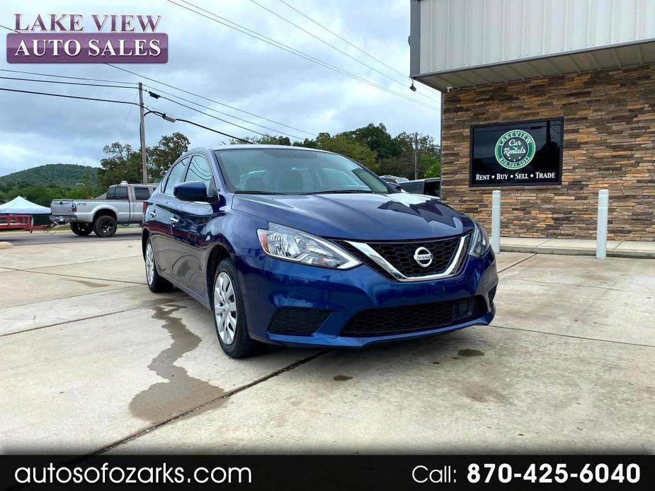 used 2019 Nissan Sentra car, priced at $16,500