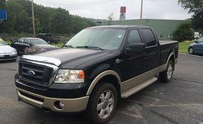 used 2008 Ford F-150 car, priced at $15,998