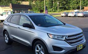 used 2016 Ford Edge car, priced at $20,599