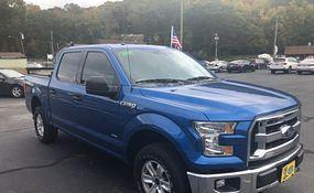 used 2016 Ford F-150 car, priced at $31,994