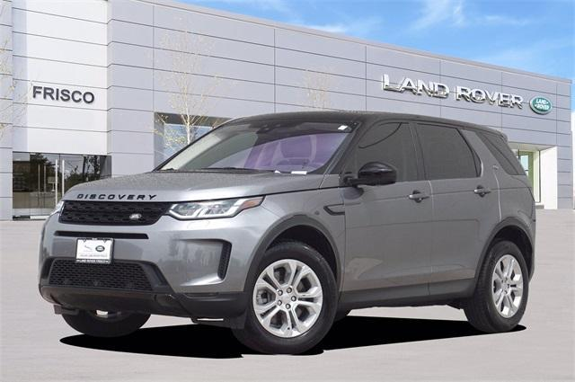 new 2020 Land Rover Discovery Sport car, priced at $44,995