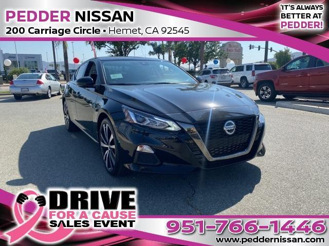 new 2021 Nissan Altima car, priced at $27,971