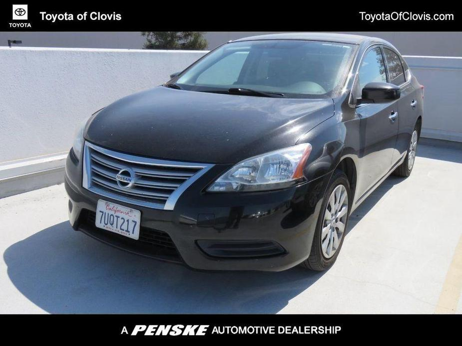 used 2014 Nissan Sentra car, priced at $8,700