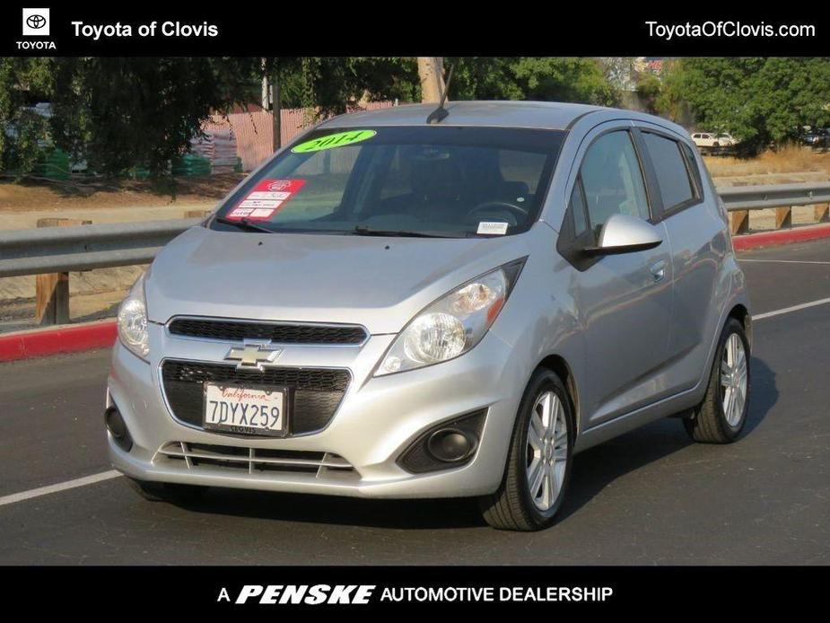 used 2014 Chevrolet Spark car, priced at $6,500