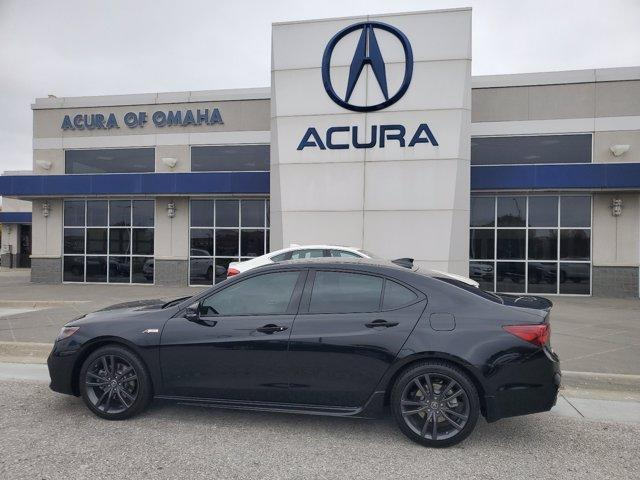 used 2020 Acura TLX car, priced at $37,975