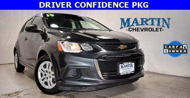 used 2019 Chevrolet Sonic car, priced at $19,561