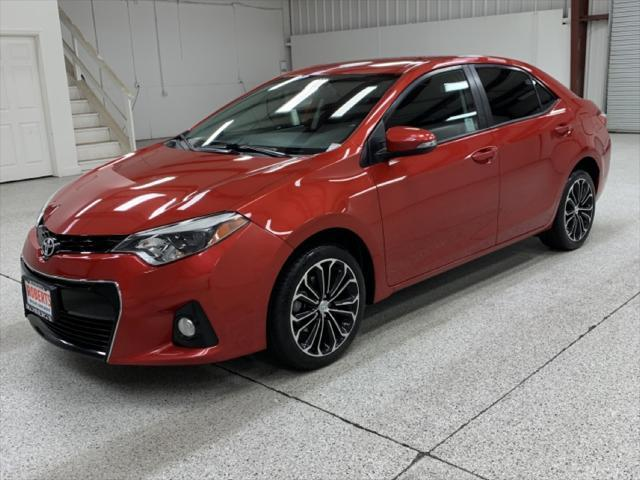 used 2016 Toyota Corolla car, priced at $17,789