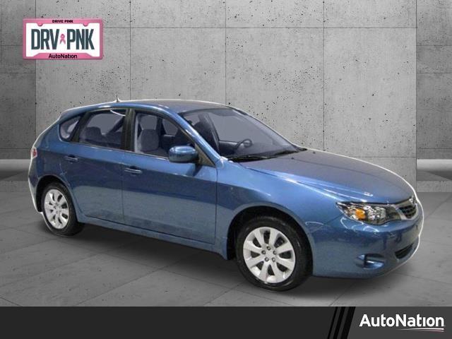 used 2009 Subaru Impreza car, priced at $8,480