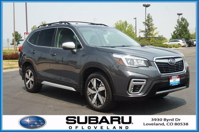 used 2020 Subaru Forester car, priced at $35,949