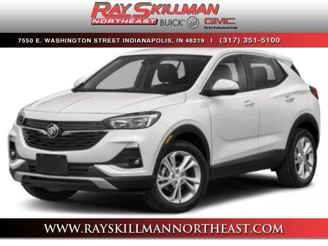 used 2020 Buick Encore GX car, priced at $29,988