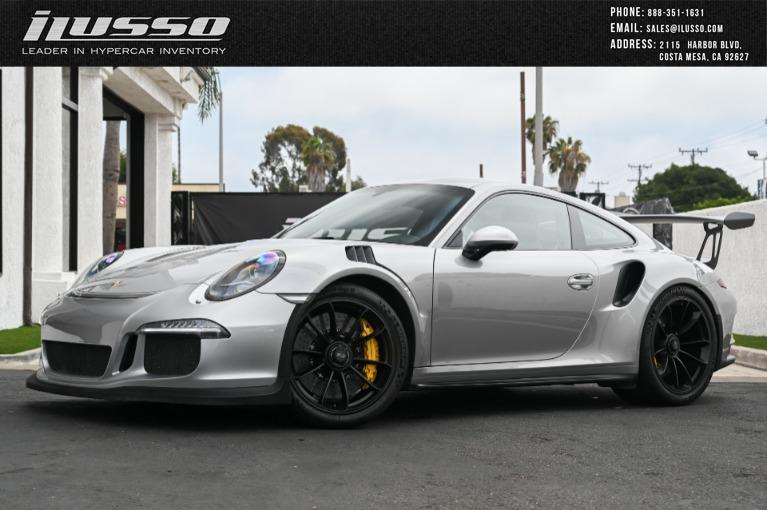 used 2016 Porsche 911 car, priced at $185,000