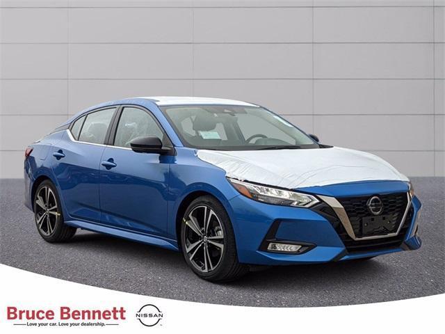 new 2020 Nissan Sentra car