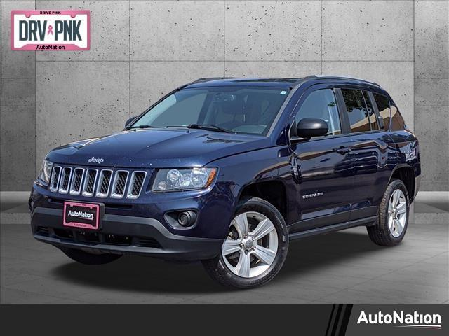used 2017 Jeep Compass car, priced at $14,999