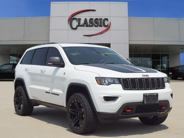 used 2017 Jeep Grand Cherokee car, priced at $29,988