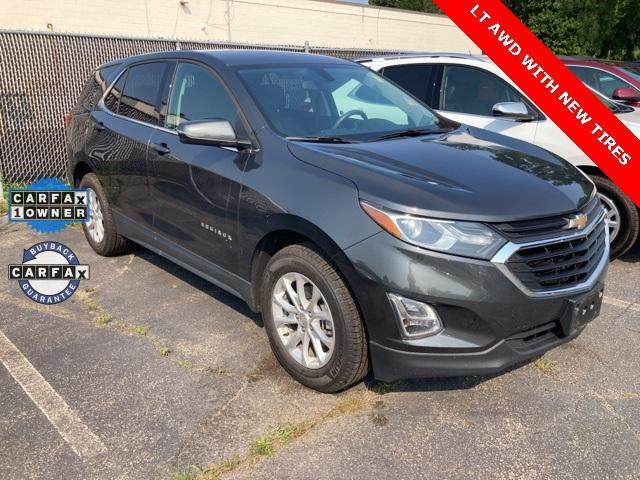 used 2018 Chevrolet Equinox car, priced at $21,888