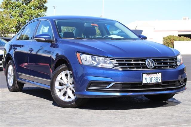 used 2016 Volkswagen Passat car, priced at $14,500