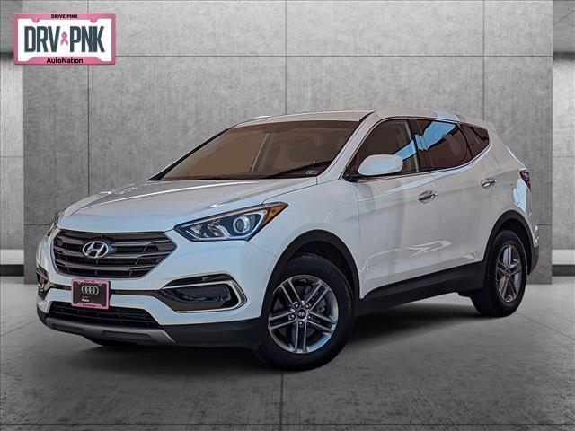 used 2017 Hyundai Santa Fe Sport car, priced at $21,649