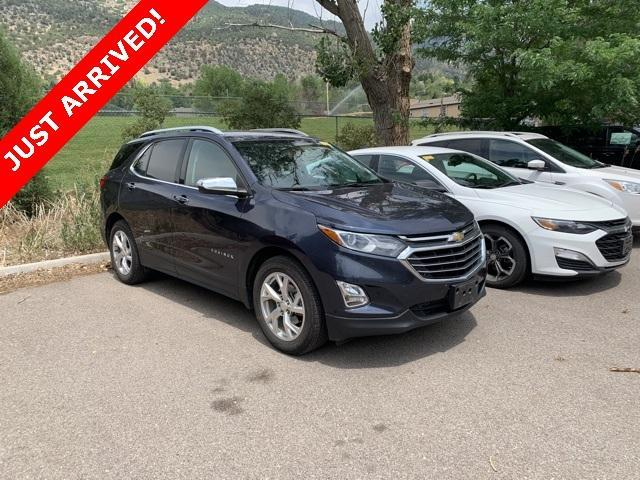 used 2018 Chevrolet Equinox car, priced at $24,987