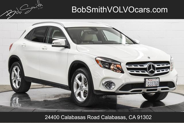 used 2018 Mercedes-Benz GLA 250 car, priced at $27,225