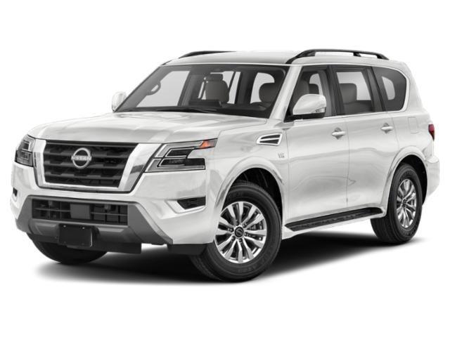 new 2021 Nissan Armada car