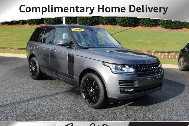 used 2017 Land Rover Range Rover car, priced at $59,995