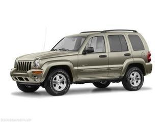 used 2004 Jeep Liberty car