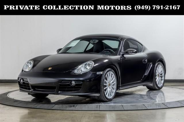 used 2007 Porsche Cayman car, priced at $32,795