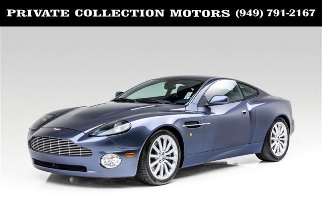used 2003 Aston Martin V12 Vanquish car, priced at $69,995