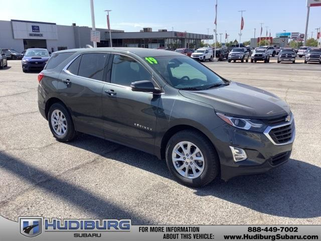 used 2019 Chevrolet Equinox car, priced at $22,330