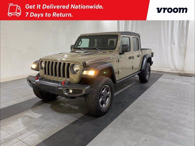 used 2020 Jeep Gladiator car, priced at $50,499