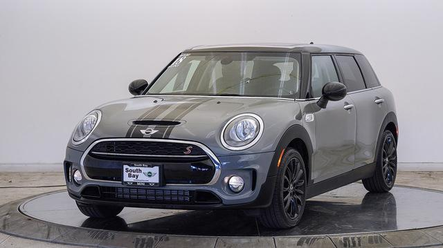 used 2018 MINI Clubman car, priced at $24,599