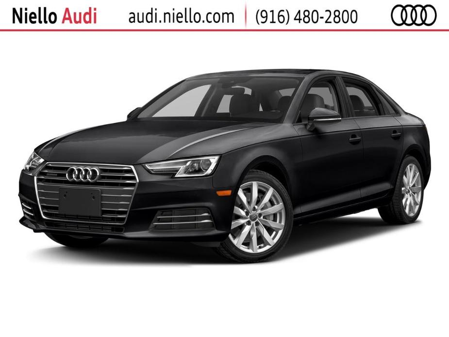 used 2018 Audi A4 car, priced at $31,595