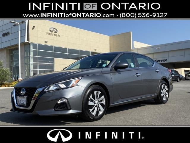 used 2020 Nissan Altima car, priced at $24,988