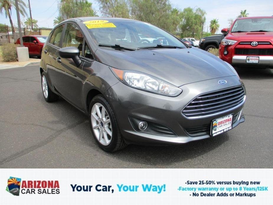 used 2019 Ford Fiesta car, priced at $14,988