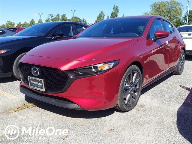 new 2021 Mazda Mazda3 car, priced at $28,390