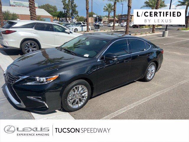 used 2018 Lexus ES 350 car, priced at $34,600