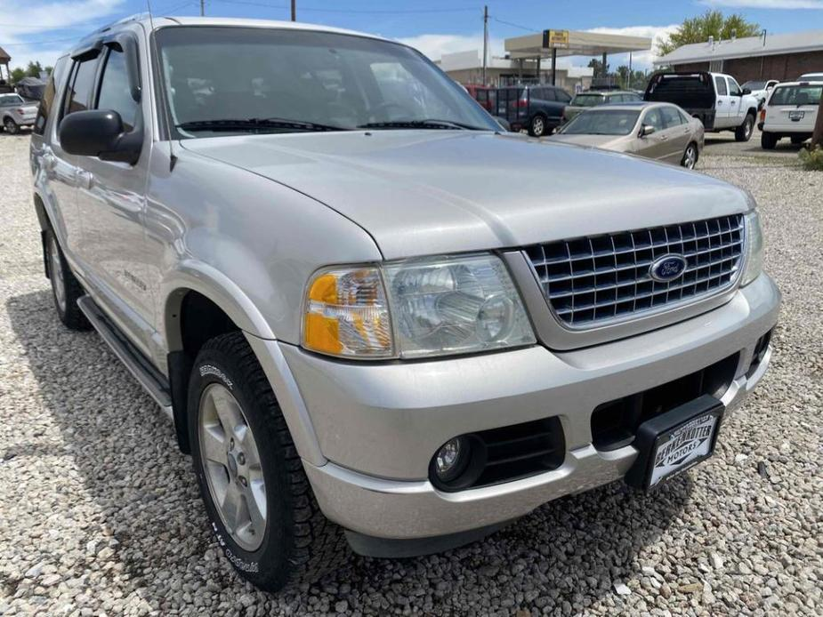 used 2004 Ford Explorer car, priced at $7,495